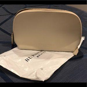 Burberry Beauty makeup bag brand new